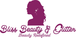 Bliss Beauty & Glitter Logo