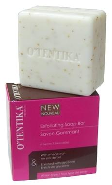 Otentika (New) Exfoliating Soap Bar Gommant 7.04 oz / 200g