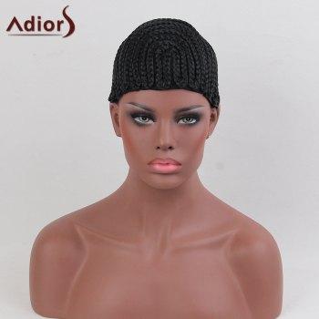 Adiors Lace Braids Cornrow Synthetic Wig Cap