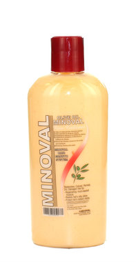 Minoval Hair Growth System Rinse Conditioner w/Olive oil 8oz / 240ml