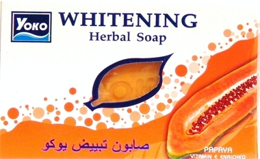 Yoko Whitening Herbal Soap 4.7 oz / 135 g