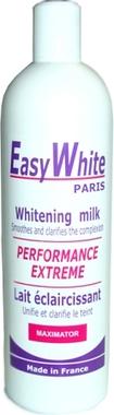 Easy White Whitening Milk Performance Extreme Maximator 16.9 oz / 500 ml
