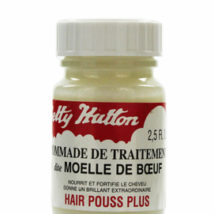 Betty Hutton Hair Pommade BOEUF Treatment 2.5 oz / 75 ml