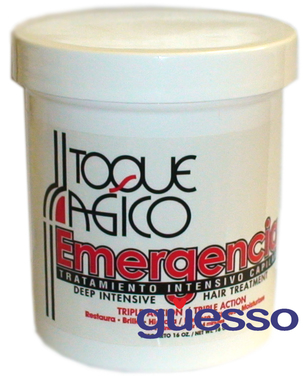 Emergencia Deep Intensive Hair Treatment 16oz/473ml