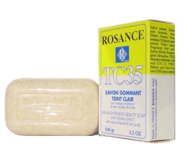 Rosance TC35 Lightening Soap 7 oz / 200 g