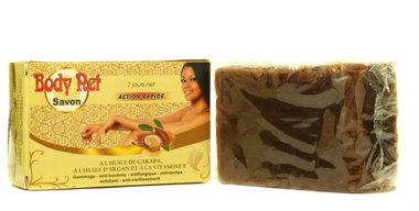 Body Net Fast Action 7 days Exfoliating Soap 12.35 oz / 350 g
