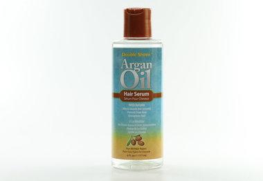 Double Sheen Argan Oil Hair Serum 6 OZ / 177 ML