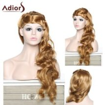 Fashion Women's Adiors Braided Curly Synthetic Wig