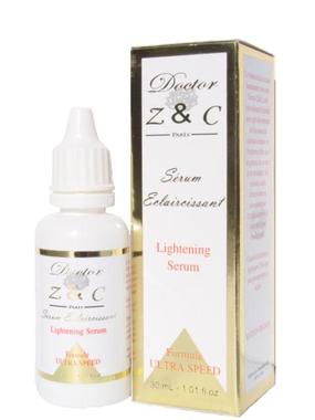 Doctor Z&C Ultra Speed Lightening Serum 1 oz / 30 ml
