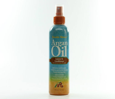 Double Sheen Argan Oil Leave-in Conditioner Spray 8 OZ / 237 ml