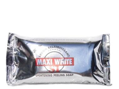 Maxi White S1 Lightening Peeling Soap 3.5 oz / 100 g