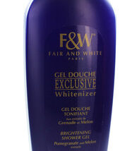 Fair & White Exclusive Brightening Shower Gel 33.8 oz / 1000 ml
