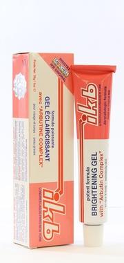 IKB Brightening Tube Gel 1 oz / 30 ml