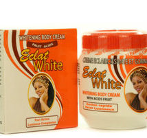 Eclat White Whitening Body Jar Cream 5.30 oz / 150 g