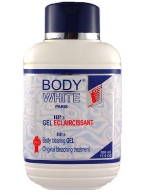 Body White Body Clearing Gel (Bottle) 16 oz / 500 ml