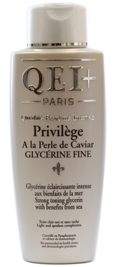 QEI+ Priviledge Caviar Strong Toning Glycerin 16.8oz/500ml