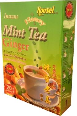 Honsei Ginger Tea Mint 300g / 10oz