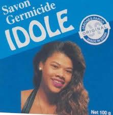 Idol (Blue) Germicidal Soap 3.5oz / 100g