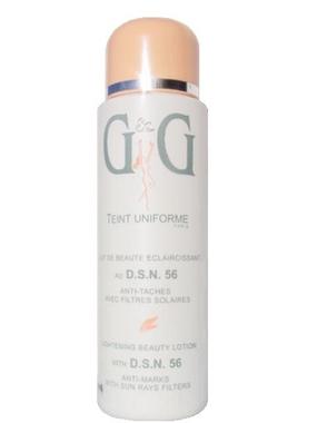 G&G D.S.N. 56 Lightening Beauty Lotion (Pink) 17 oz / 500 ml