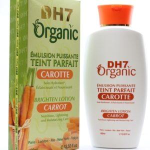 DH7 Organic Carrot Lotion 13.52 oz/400ml