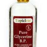 Topiclear Pure Glycerine B.P 8 oz / 237.33 ml