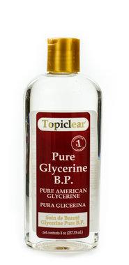 Topiclear Pure Glycerine B.P 8 oz / 237.33 ml