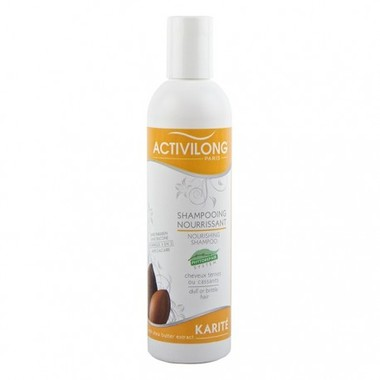 Activilong KARITE Nourishing Shampoo 8.5 oz / 250 ml #A-08