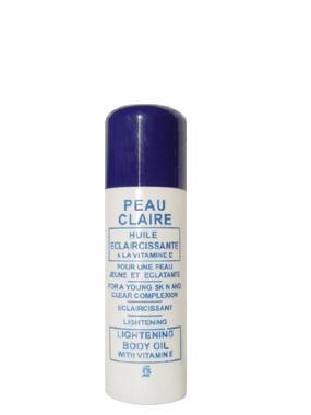 Peau Claire Lightening Body Oil 4.22 oz / 125 ml