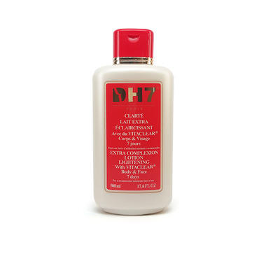 DH7 Milk (Red) Lotion with Vitaclear 16.9 oz / 500 ml