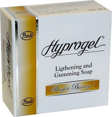 Hypprogel Lightening (White) Soap 7 oz / 225 g