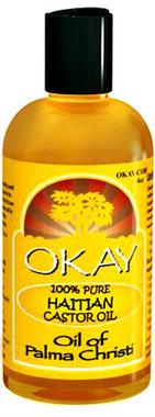 Okay Haitian Castor Oil 4oz/238ml