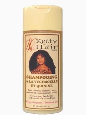 Ketty Hair Shampoo Vegetable & Quinquina 8.47 oz / 250 ml