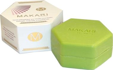 Makari Soap 3 Essential Oils 7 oz / 200 gr