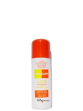 Sivo Clair Lightening Body Oil 4.2 oz / 125 ml