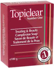 Topiclear Complexion Soap 3.5 oz /100 g