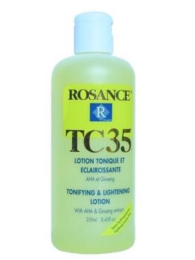 Rosance TC35 Tonifying & Lightening (LIQUID) Lotion 8.45 oz / 250 ml