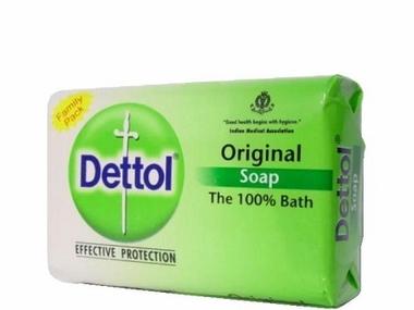 Dettol Original Soap 4.oz / 110g