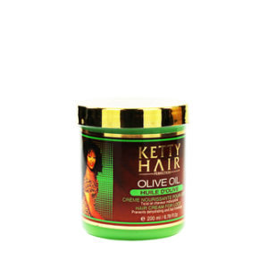Ketty Hair Hair Food Olive Oil 6.78 oz / 200 ml