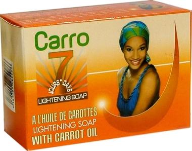 Carro 7 Lightening Soap 7.6oz/225g