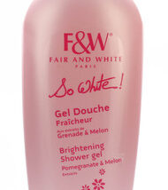 So White Brightening Shower Gel 33.8 oz / 1000 ml