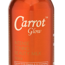 Carrot Glow Intense Toning Beauty Milk with Carrot Oil 500 ml
