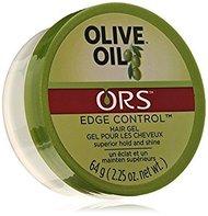 ORS Olive Oil Edge Control Gel - 2.25 oz jar