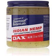Dax Botanically Enriched Indian Hemp Deep Conditioning Moisturizing 7.5 oz