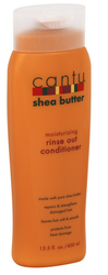 Cantu Shea Butter Moisturizing Rinse Out Conditioner 13.5 oz