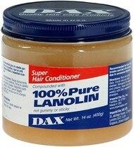Dax Super Hair Conditioner  100% Pure  Lanolin 14 oz